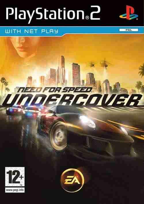 Descargar Need For Speed Undercover [MULTI2] por Torrent